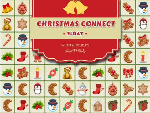 Play Christmas Float Connect Game