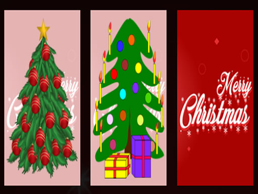 Play Christmas Tree Memory Online Game