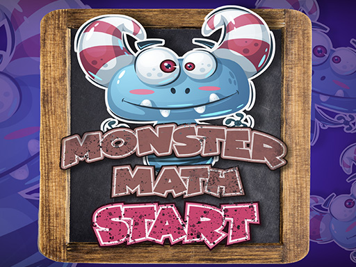 Play Monster Math Multiply 1-10 Game
