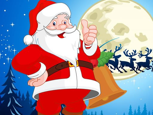 Play Santa Claus Differences Game