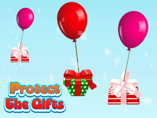 Play Protect The Gifts Game