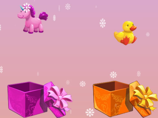 Play Collect Correct Gifts Game