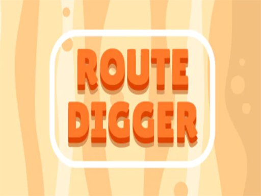 Play Route Digger Game