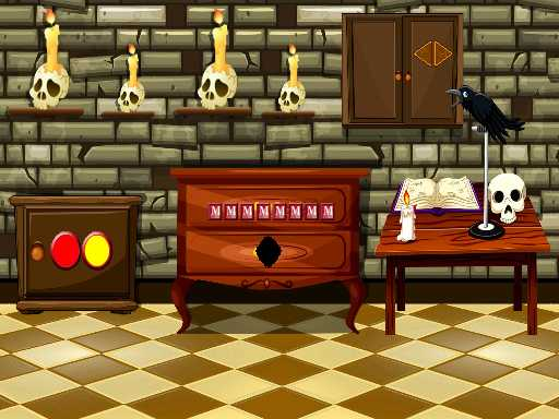 Play Halloween Party Escape Game