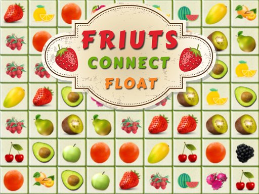 Play Fruits Float Connect Game