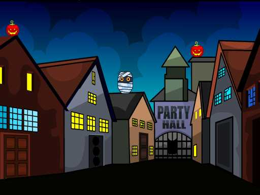 Play Halloween Is Coming Final Episode Game