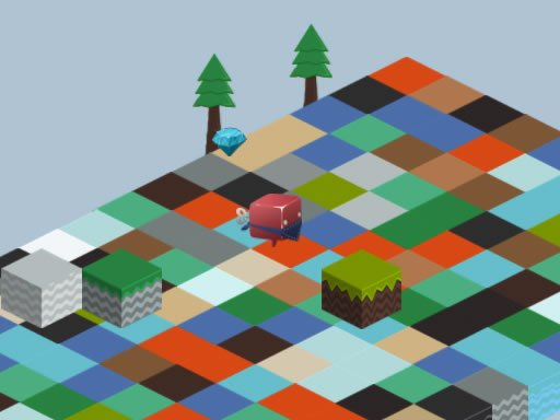 Play Scape The Block Game
