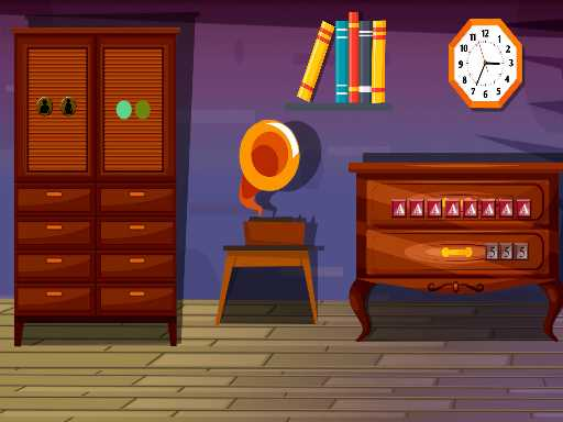Play Gentle House Escape Game