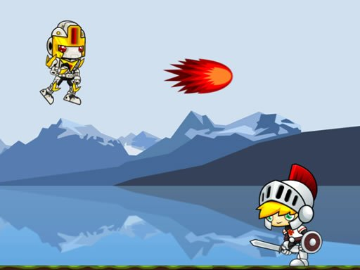 Play Extreme Fighters Game