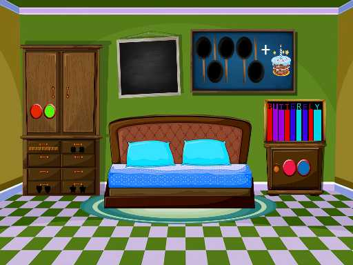 Play Chic House Escape Game