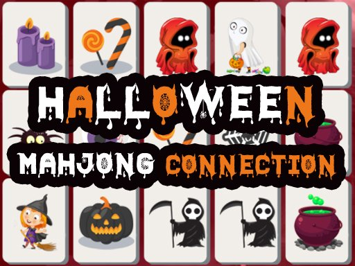 Play Halloween Mahjong Connection Game