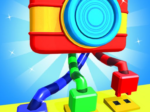 Play Knots Master 3D Game
