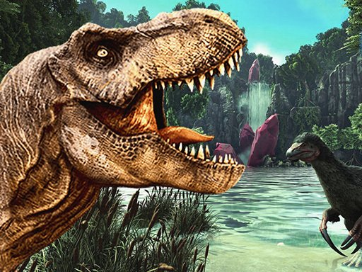Play Dinosaurs Hunt Game