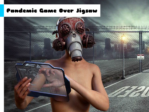 Play Pandemic Game Over Jigsaw Game