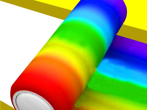 Play Color Roller 3D Game