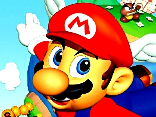 Play Super Mario Earth Survival Game