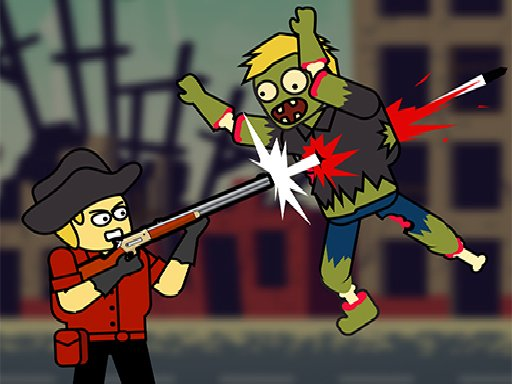 Play Mr Jack vs Zombies Game