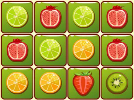 Play Fruits Blocks Collapse Game