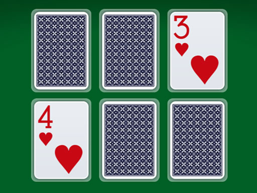 Play Playing Cards Memory Game