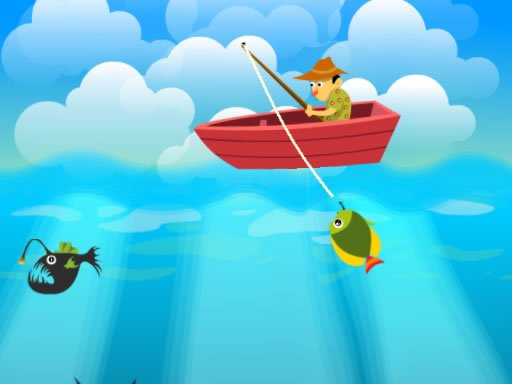 Play Go To Fishing Game