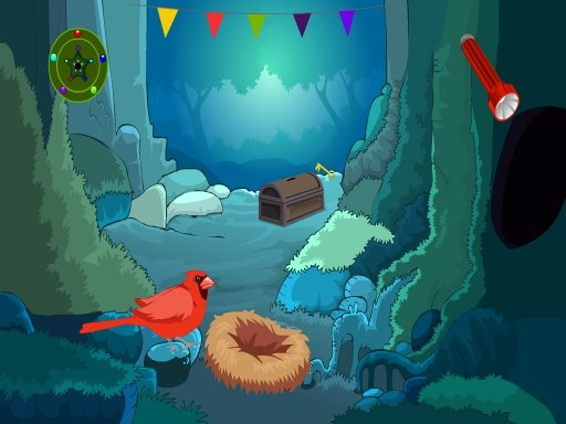 Play Rescue The Yellow Bird Game