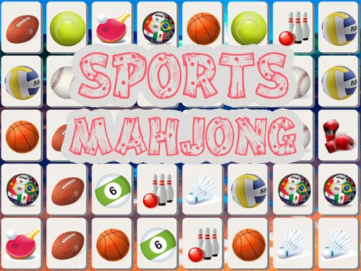 Play Sports Mahjong Connection Game