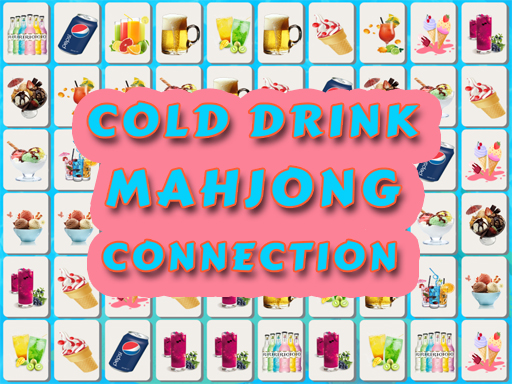 Play Cold Drink Mahjong Connection Game