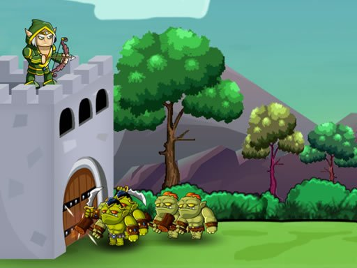 Play Mutant Orc Invasion Game