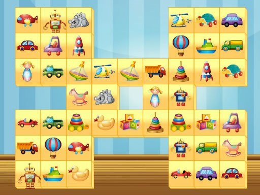 Play Toys Mahjong Connect Game