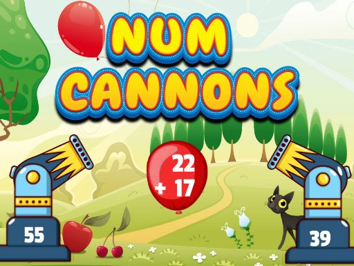 Play Num Cannons Game