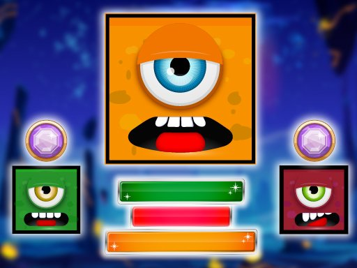 Play Jewels And Monster Game