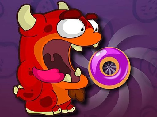 Play Candy Monster Kid Game
