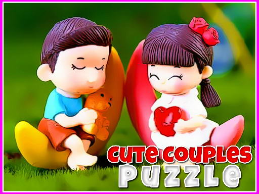Play Cute Couples Puzzle Game