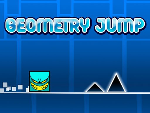 Play Geometry Jumping Game