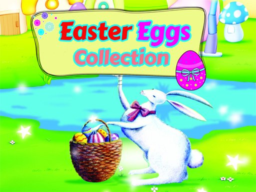 Play Easter Eggs Collection Game