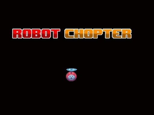 Play Robot Chopter Game
