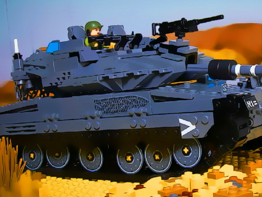 Play Military Battle Action Game