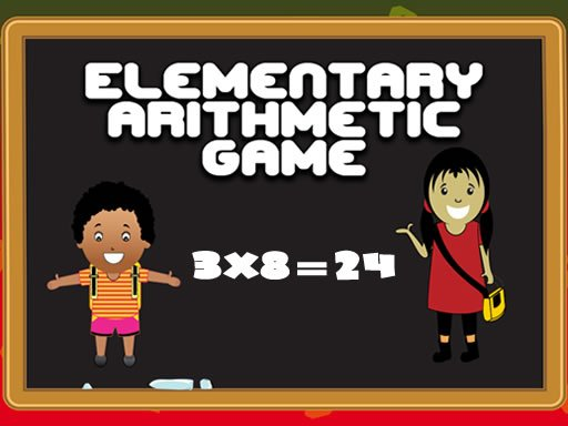 Play Elementary Arithmetic Math Game