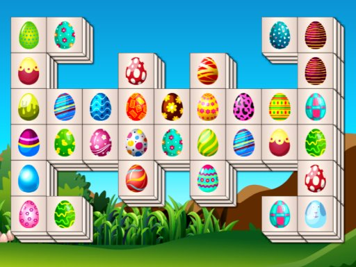 Play Easter Mahjong Deluxe Game