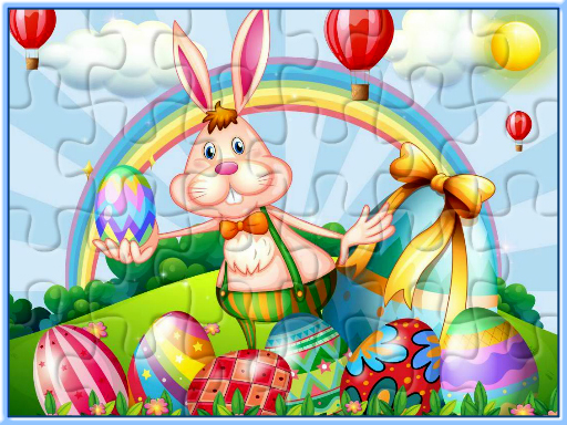 Play Easter Jigsaw Deluxe Game