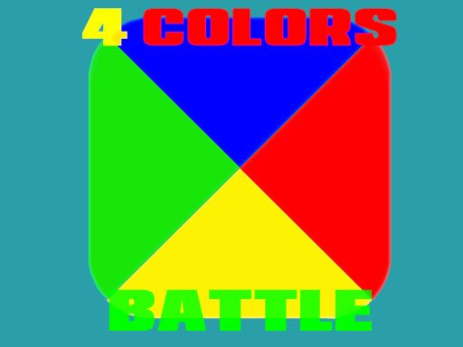 Play 4 Colors Battle Game