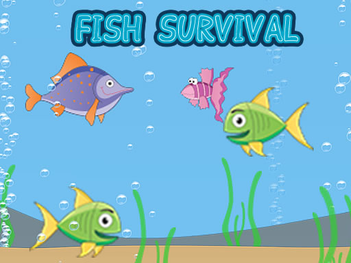 Play Fish Survival Game