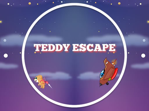 Play Escape with Teddy Game