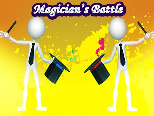 Play Magicians Battle Game