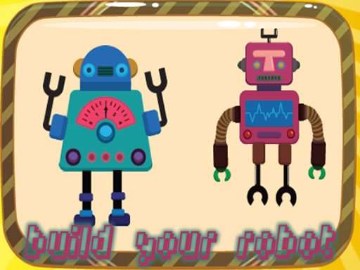 Play Create Your Robot Game