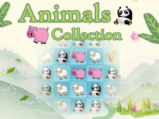 Play Animals Collection Game