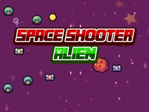 Play Space Shooter Alien Game