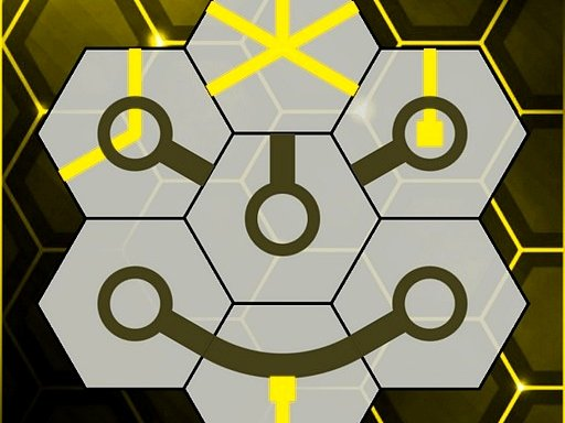 Play Connect Hexas Game