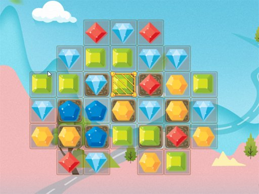 Play Jewels Match 3 Game