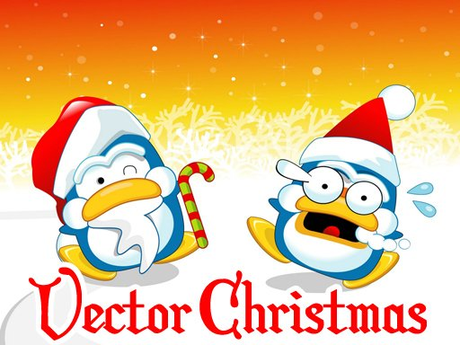 Play Vector Christmas Puzzle Game